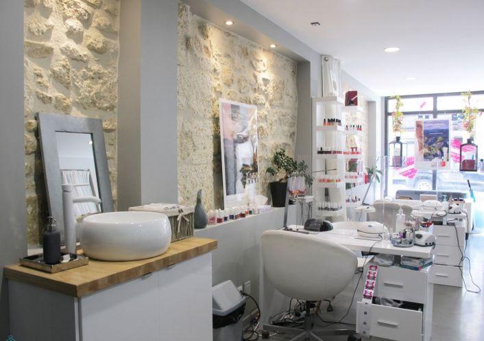 A vendre Institut de beauté   esthétique Angouleme | Réf 75011111510 - Sextant france