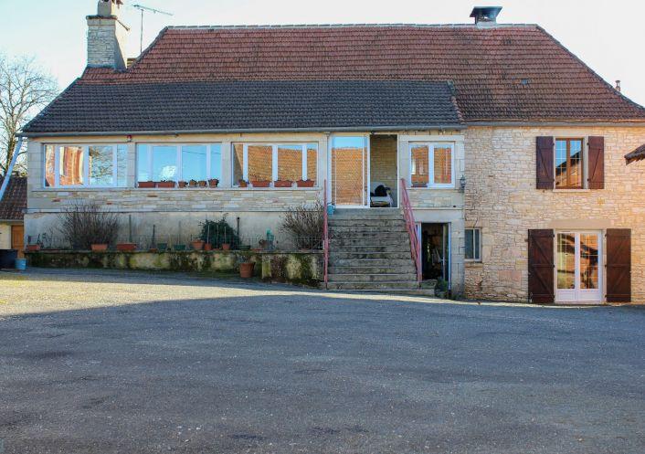 A vendre Maison de caract�re Catus | R�f 75011111513 - Sextant france