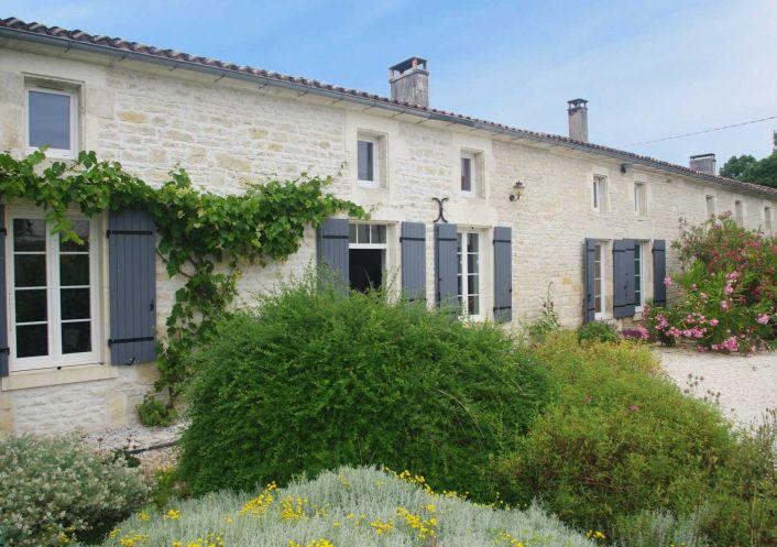A vendre Maison de caractère Saint Jean D'angely | Réf 75011111519 - Sextant france