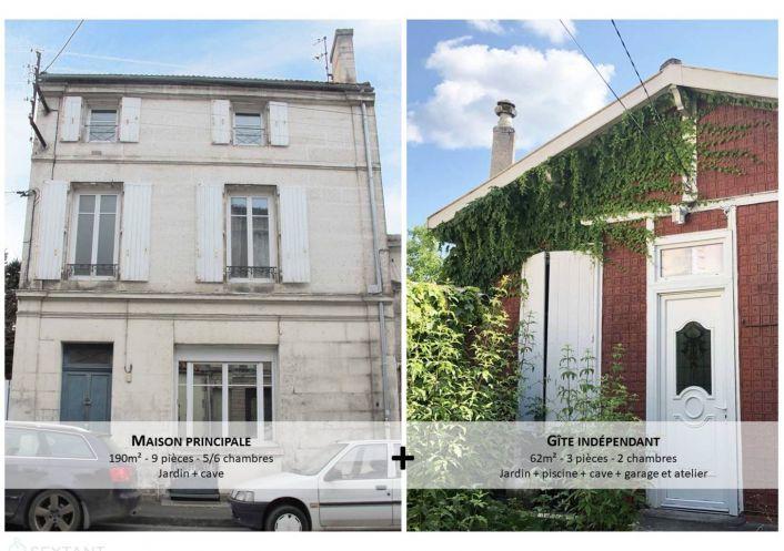 A vendre Maison de ville Angouleme | Réf 75011111520 - Sextant france