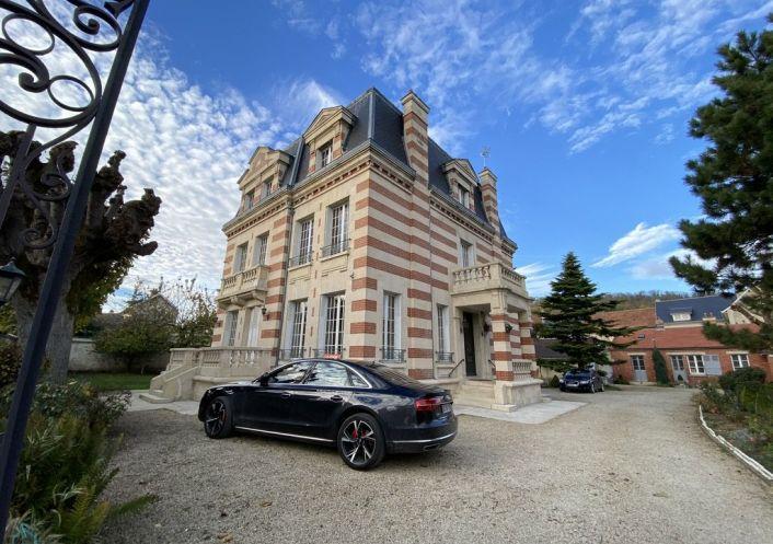 A vendre Maison bourgeoise Roissy Aeroport Ch De Gaul   Réf 75011111556 - Sextant france