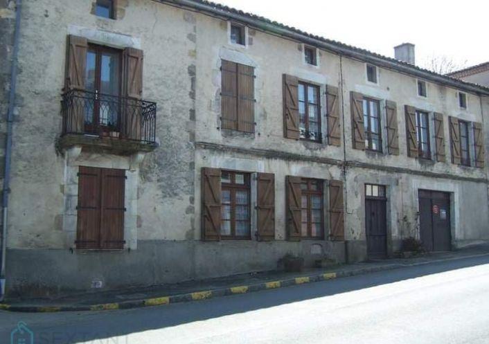 A vendre Maison de village Rancon | Réf 75011112506 - Sextant france