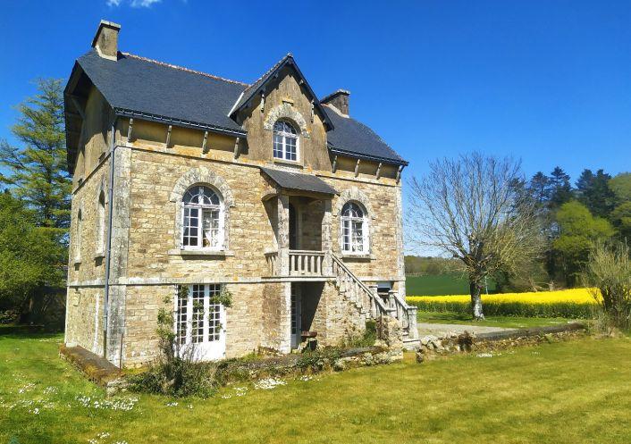 A vendre Maison de maître Camors | Réf 75011112546 - Sextant france