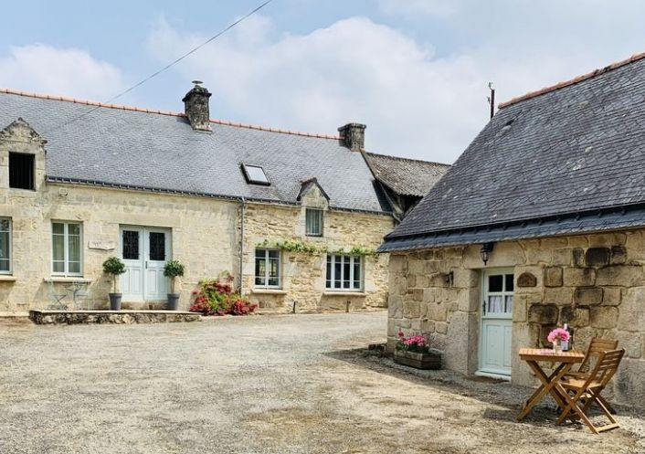 A vendre Maison de campagne Melrand | Réf 75011112748 - Sextant france