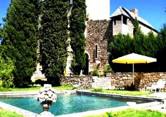 A vendre Château La Fouillade | Réf 75011112977 - Sextant france