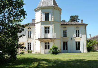 A vendre Château Eymet | Réf 75011119764 - Adaptimmobilier.com