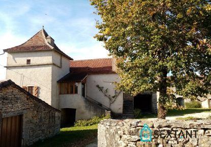 A vendre Ferme Limogne En Quercy | Réf 75011121827 - Adaptimmobilier.com