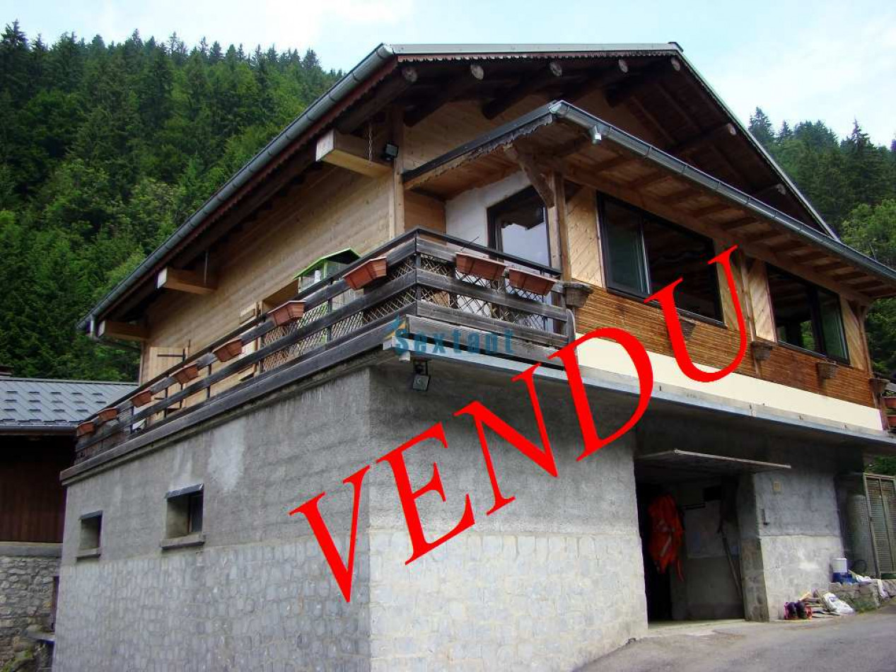 A vendre Saint Jean D'aulps 7501117609 Sextant france