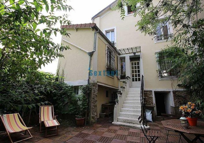 A vendre Villeneuve Saint Georges 7501120616 Sextant france