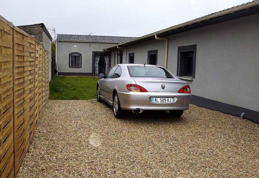 Maison individuelle en vente wasnes au bac r f for Taxe fonciere garage prix