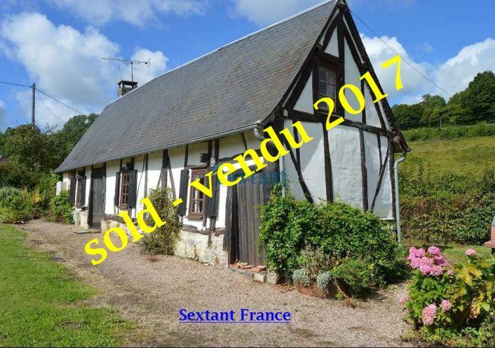 A vendre Maison de campagne Vimoutiers | R�f 7501136904 - Sextant france