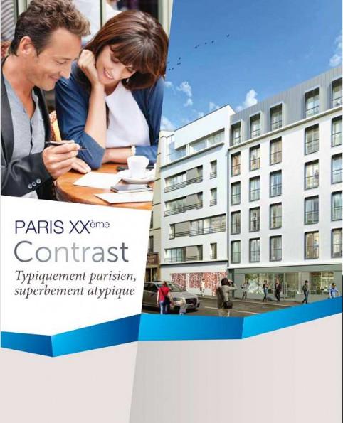 A vendre Paris 20eme Arrondissement 7501143128 Sextant france