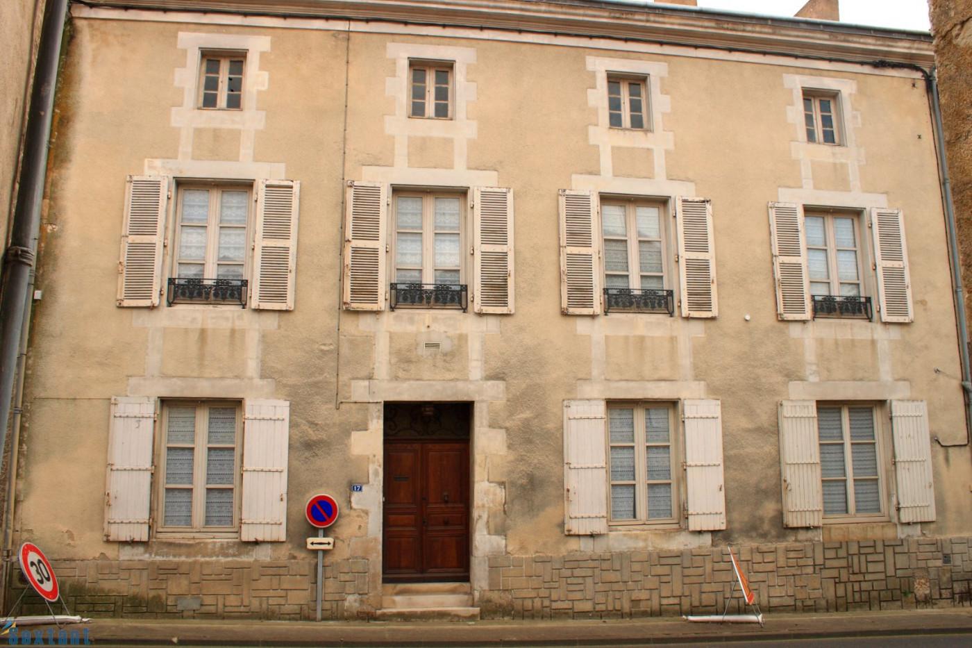 A vendre Charroux 7501148344 Sextant france