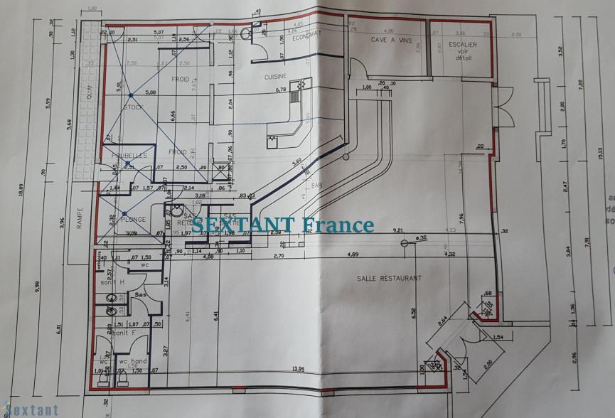 A vendre Perpignan 7501153180 Sextant france
