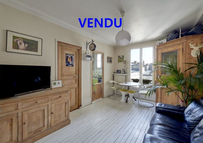 A vendre Paris 18eme Arrondissement 7501153329 Sextant france