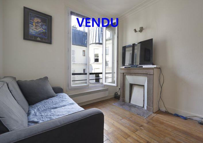 A vendre Paris 18eme Arrondissement 7501153692 Sextant france