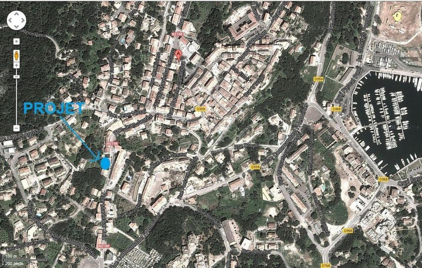 A vendre Porto Vecchio 7501155199 Sextant france