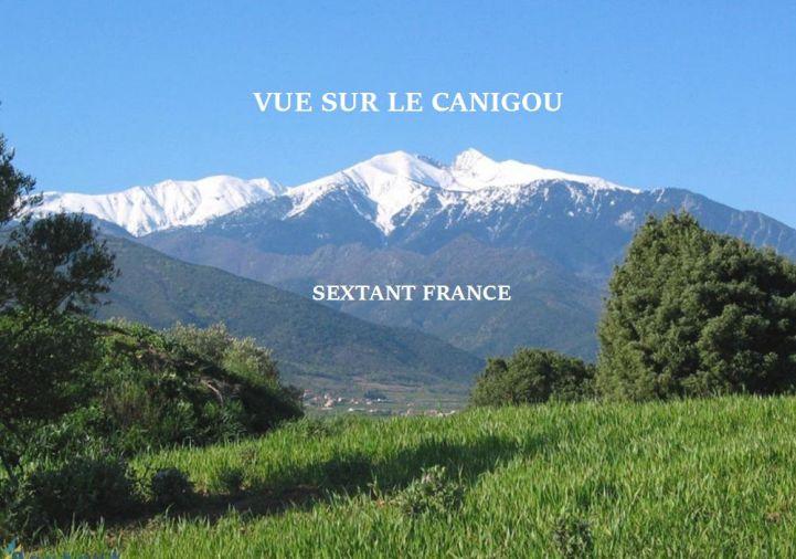 A vendre Montesquieu Des Alberes 7501158114 Sextant france