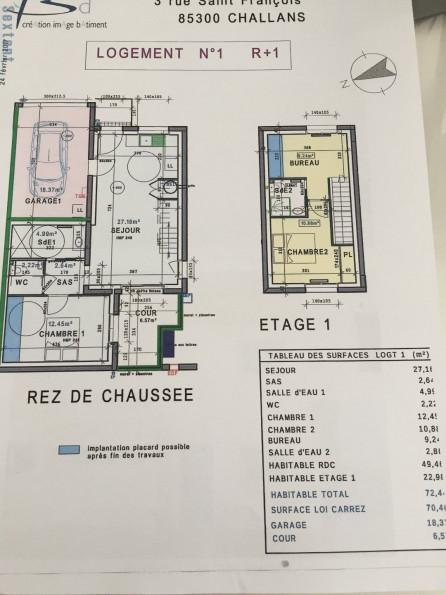 A vendre Challans 7501158360 Sextant france