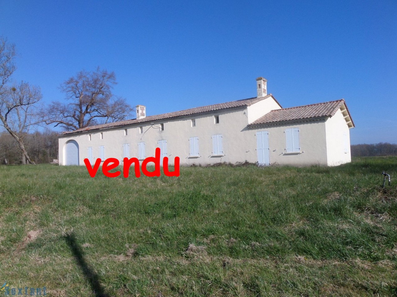 A vendre Montendre 7501161273 Sextant france
