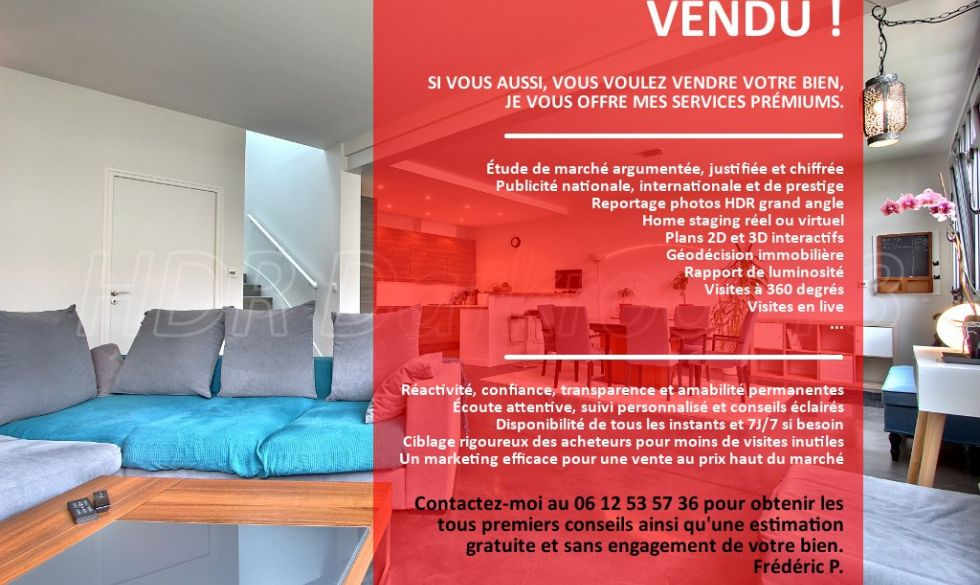 A vendre Ermont 7501162287 Sextant france