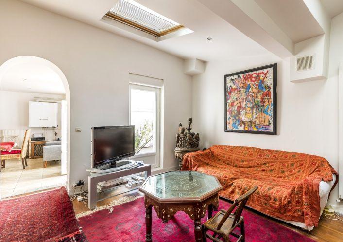 A vendre Paris 18eme Arrondissement 7501162293 Sextant france