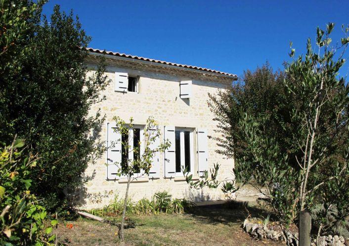 A vendre Mirambeau 7501163365 Sextant france