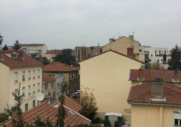 A vendre Lyon 3eme Arrondissement 7501167108 Sextant france