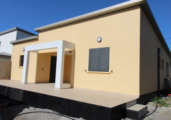 A vendre Maison individuelle Saint Benoit | Réf 7501169280 - Sextant france