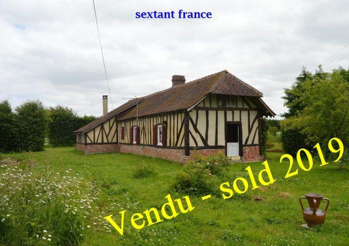 A vendre Maison de campagne Vimoutiers | R�f 7501170669 - Sextant france