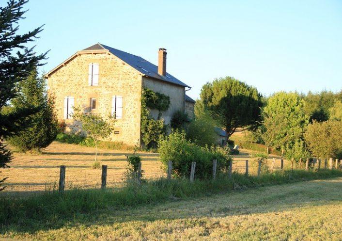 A vendre Maison de campagne Chamberet | R�f 7501171094 - Sextant france