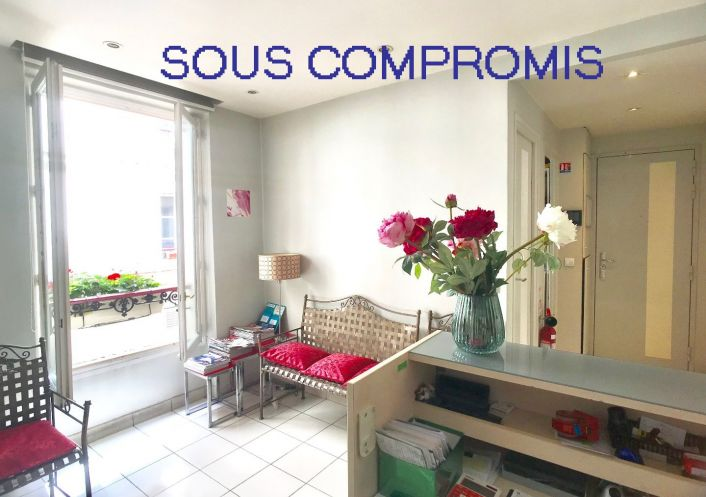 A vendre Paris 18eme Arrondissement 7501175622 Sextant france