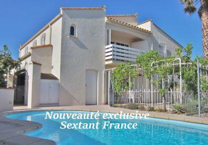 A vendre Saint Cyprien Plage 7501178912 Adaptimmobilier.com