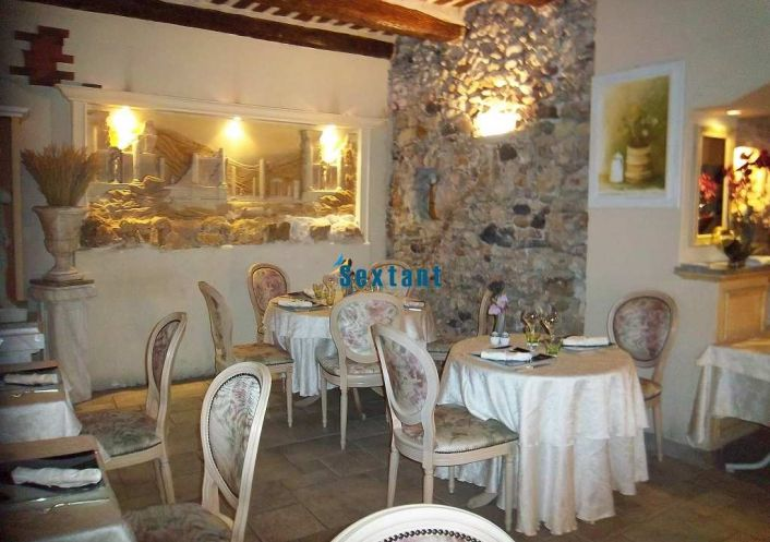 A vendre Restaurant Antibes | Réf 750118486 - Sextant france
