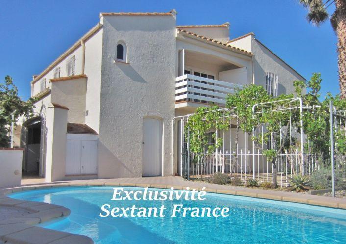 A vendre Saint Cyprien Plage 7501186009 Sextant france