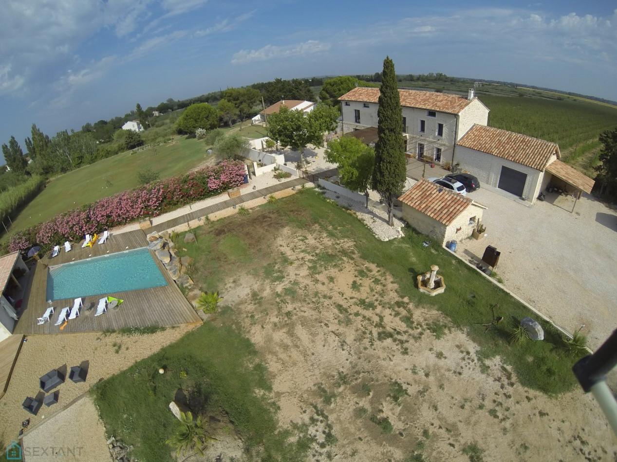 Mas Provencal A Vendre En Camargue vente mas arles, 300m² 6 pièces 1 560 000€