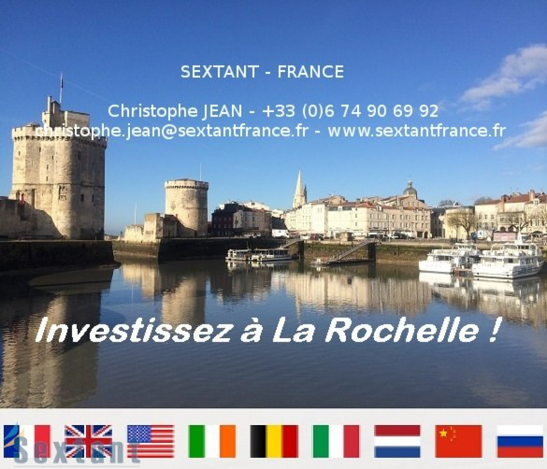 A vendre Aytre 7501186427 Sextant france