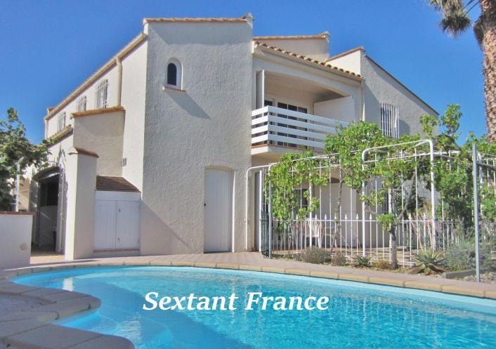 A vendre Saint Cyprien Plage 7501187971 Sextant france