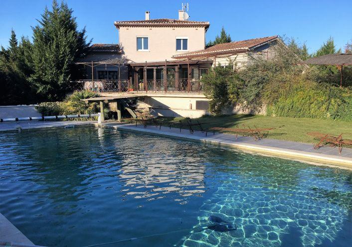A vendre Villa Salavas   Réf 7501188964 - Sextant france