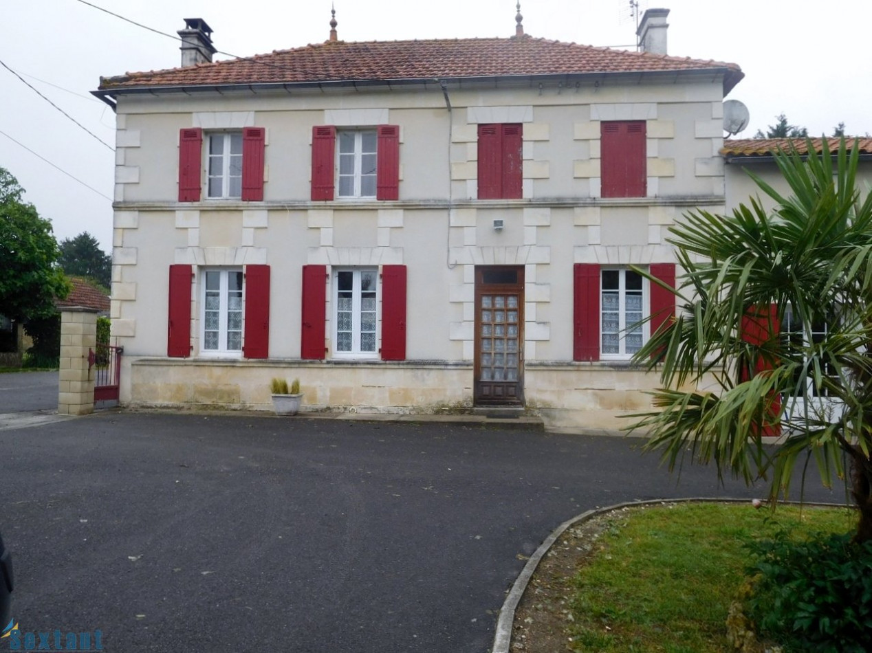 A vendre Montendre 7501189450 Sextant france