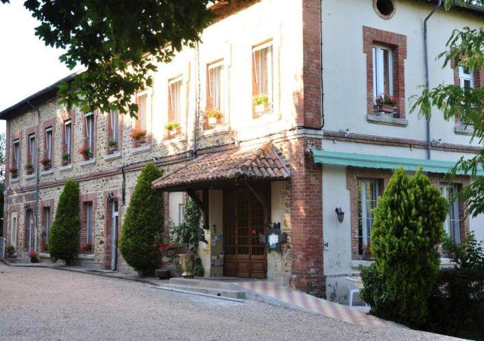 A vendre Hôtel particulier La Vernarede   Réf 7501190129 - Sextant france
