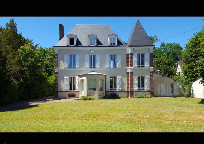 A vendre Maison de maître Sorel Moussel | Réf 7501193284 - Sextant france