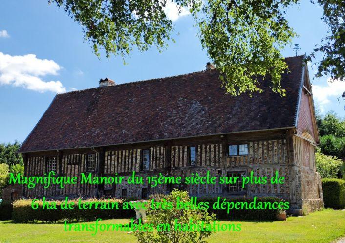 A vendre Manoir Orbec | Réf 7501196407 - Sextant france