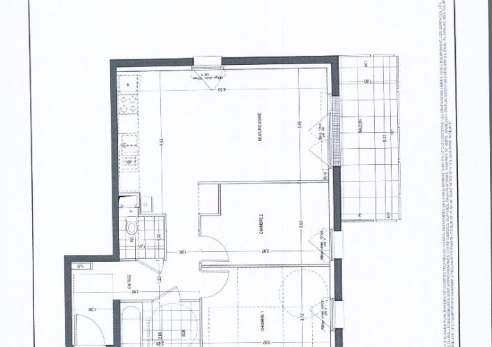 A vendre Appartement Thionville | R�f 7501196538 - Sextant france