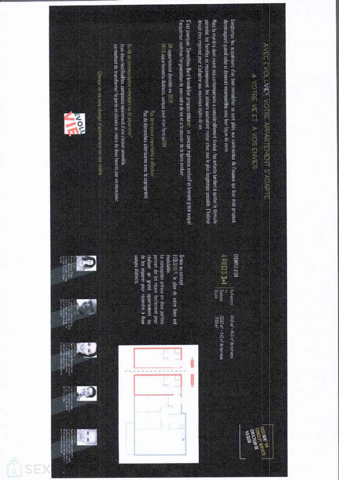 A vendre Thionville 7501196543 Sextant france