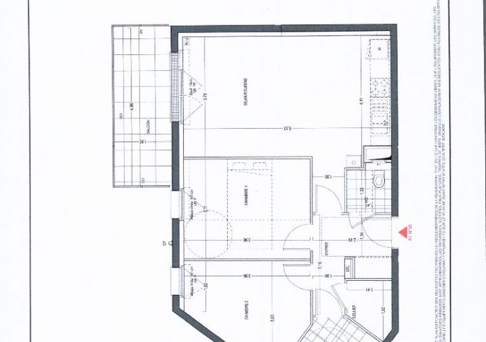 A vendre Appartement Thionville | R�f 7501196549 - Sextant france