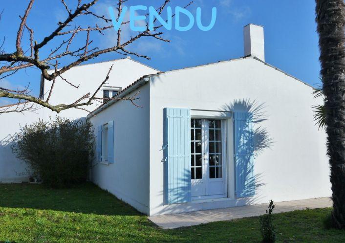 A vendre Maison Le Chateau D'oleron | Réf 7501196945 - Sextant france