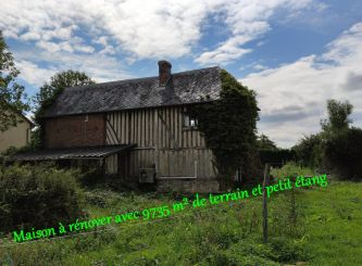 A vendre Maison à rénover Lisieux | Réf 7501199101 - Portail immo