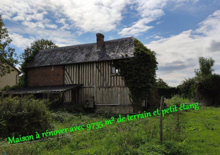A vendre Maison à rénover Lisieux | Réf 7501199101 - Sextant france
