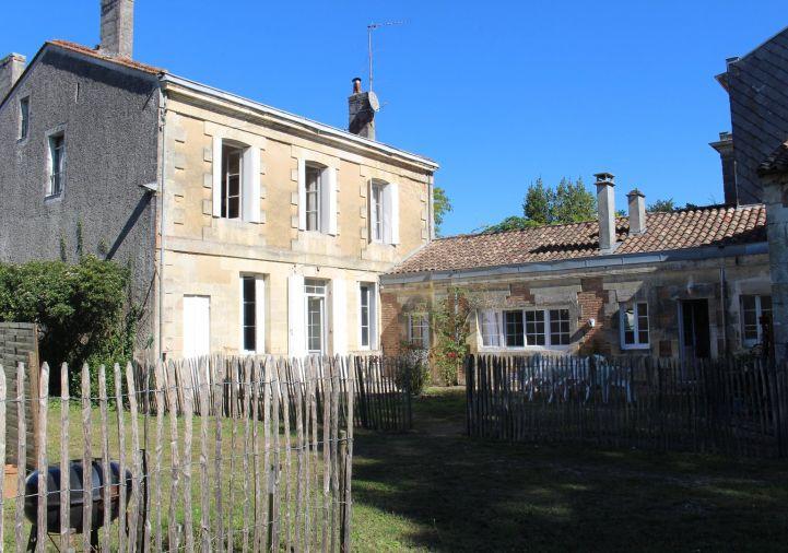 A vendre Maison Castelnau De Medoc | R�f 7502210018 - Av transaction